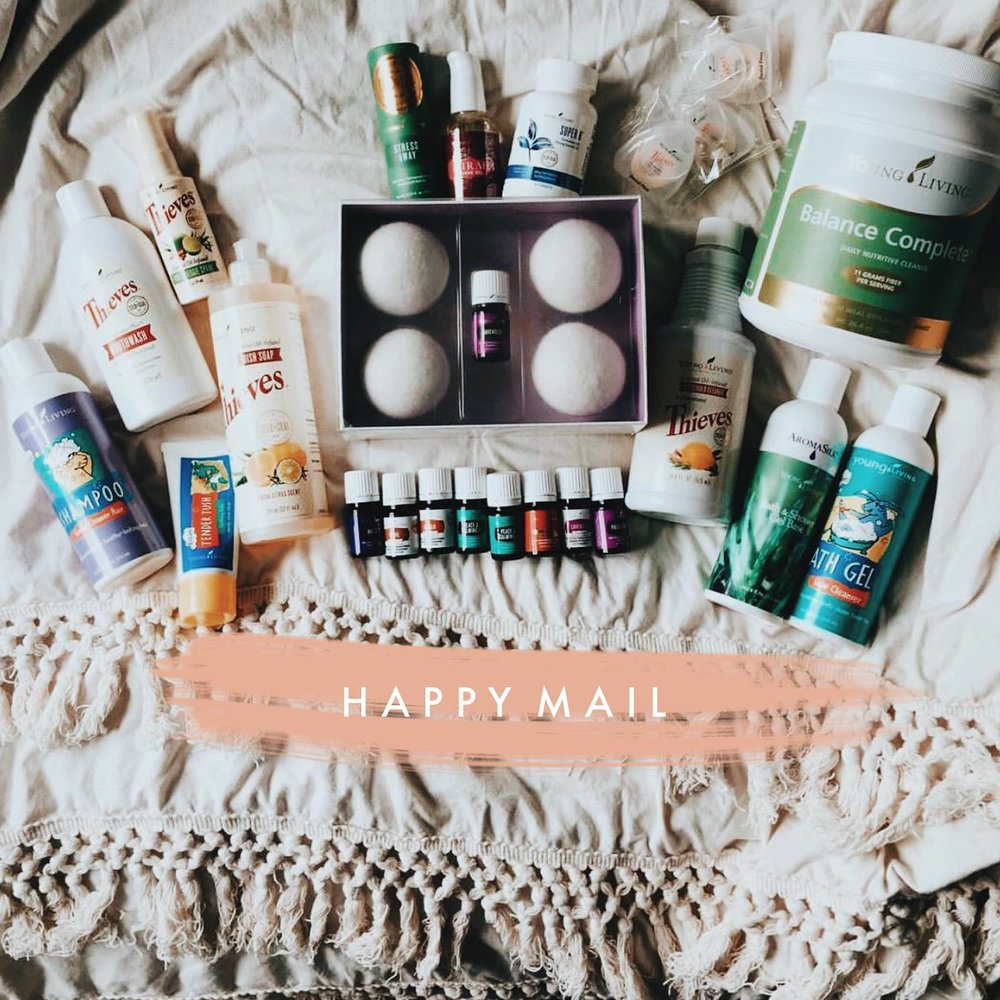 Happy Mail -  Who loves getting happy mail?! I do!!! Every month I get happy mail from Young Living, and it's the BEST!!! Watch this to get the inside scoop!!https://vimeo.com/171242536Essential Rewards (ER) is a monthly subscription box like Birchbox, Kiwi Crate, or Stitch Fix, only it's fully customizable, and you can cancel at any time! My monthly wellness box brightens up my whole month!!!