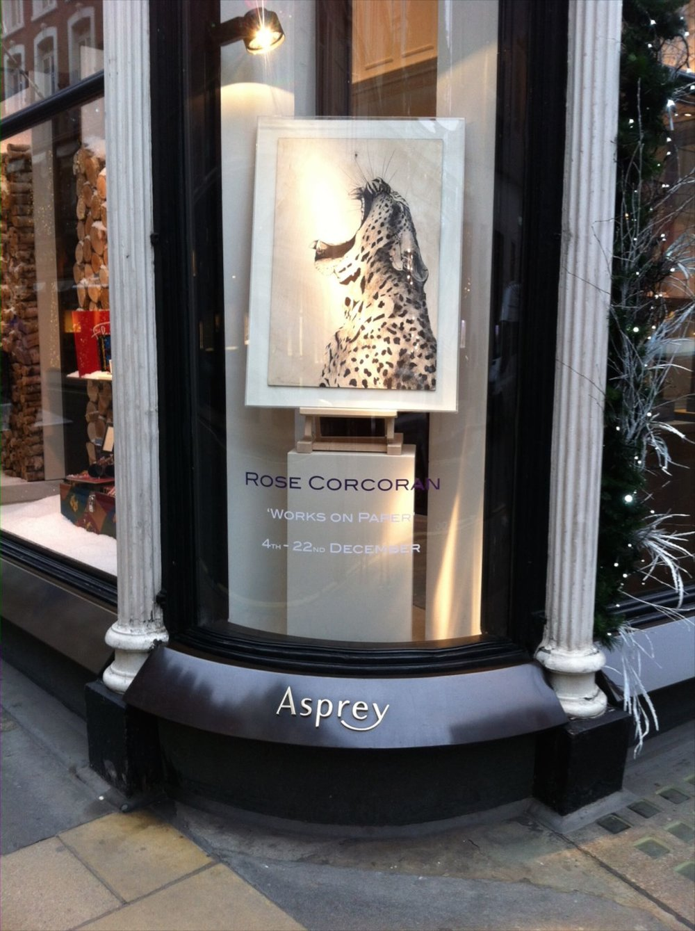 The Asprey's London    View the Show