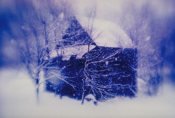 Snow Barn, VT