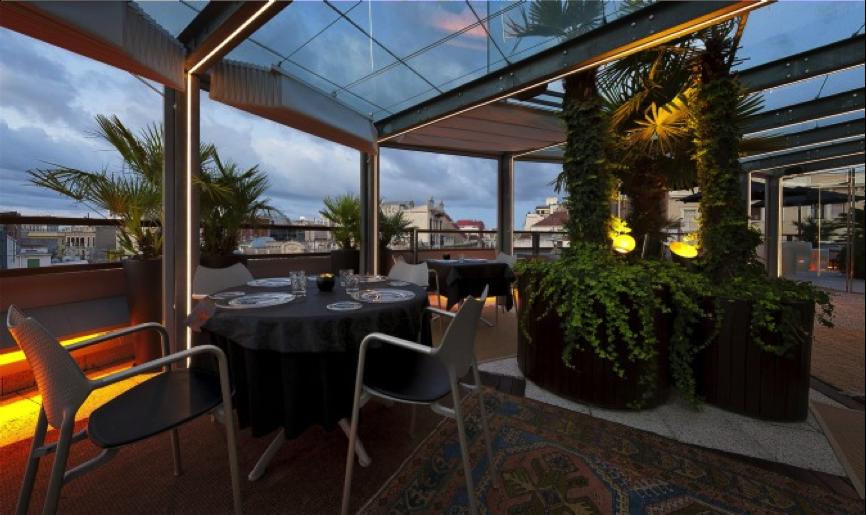 Hotel Claris. Foto: reprodução