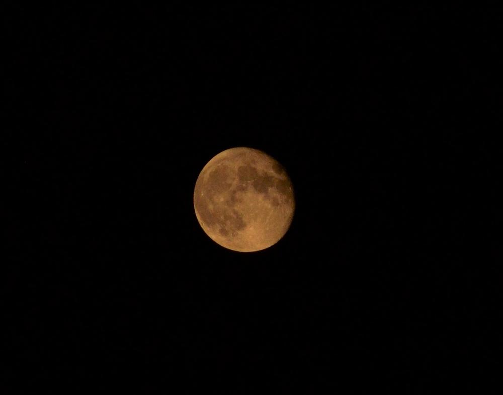 lua da minha sacada