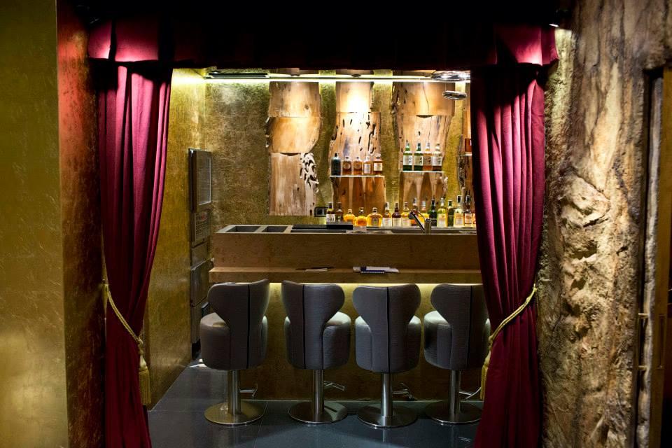 O bar privado