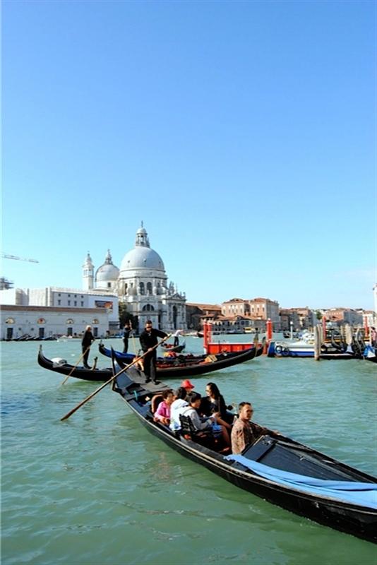 Veneza é de mentira!