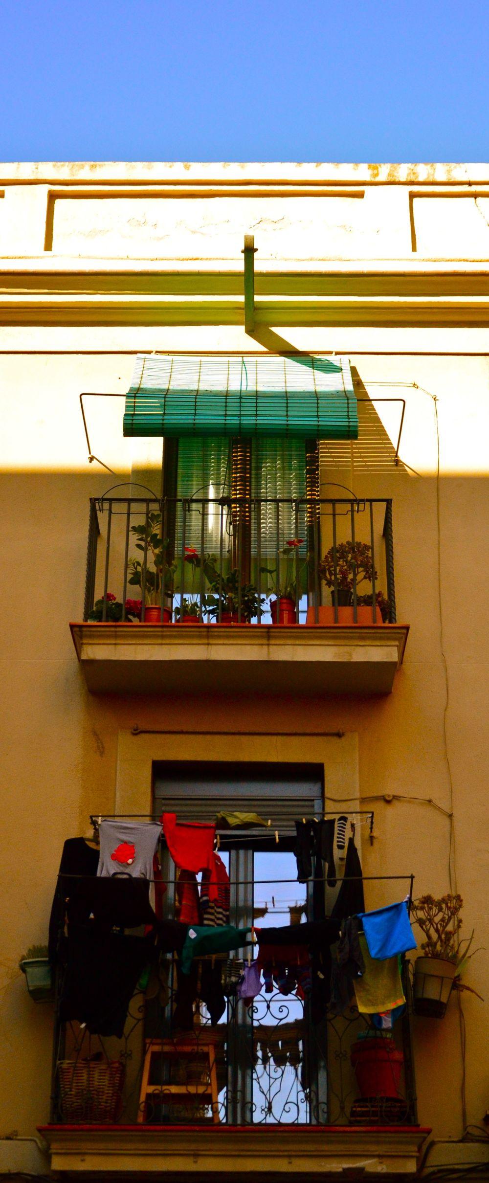 Sacadinhas da Barceloneta