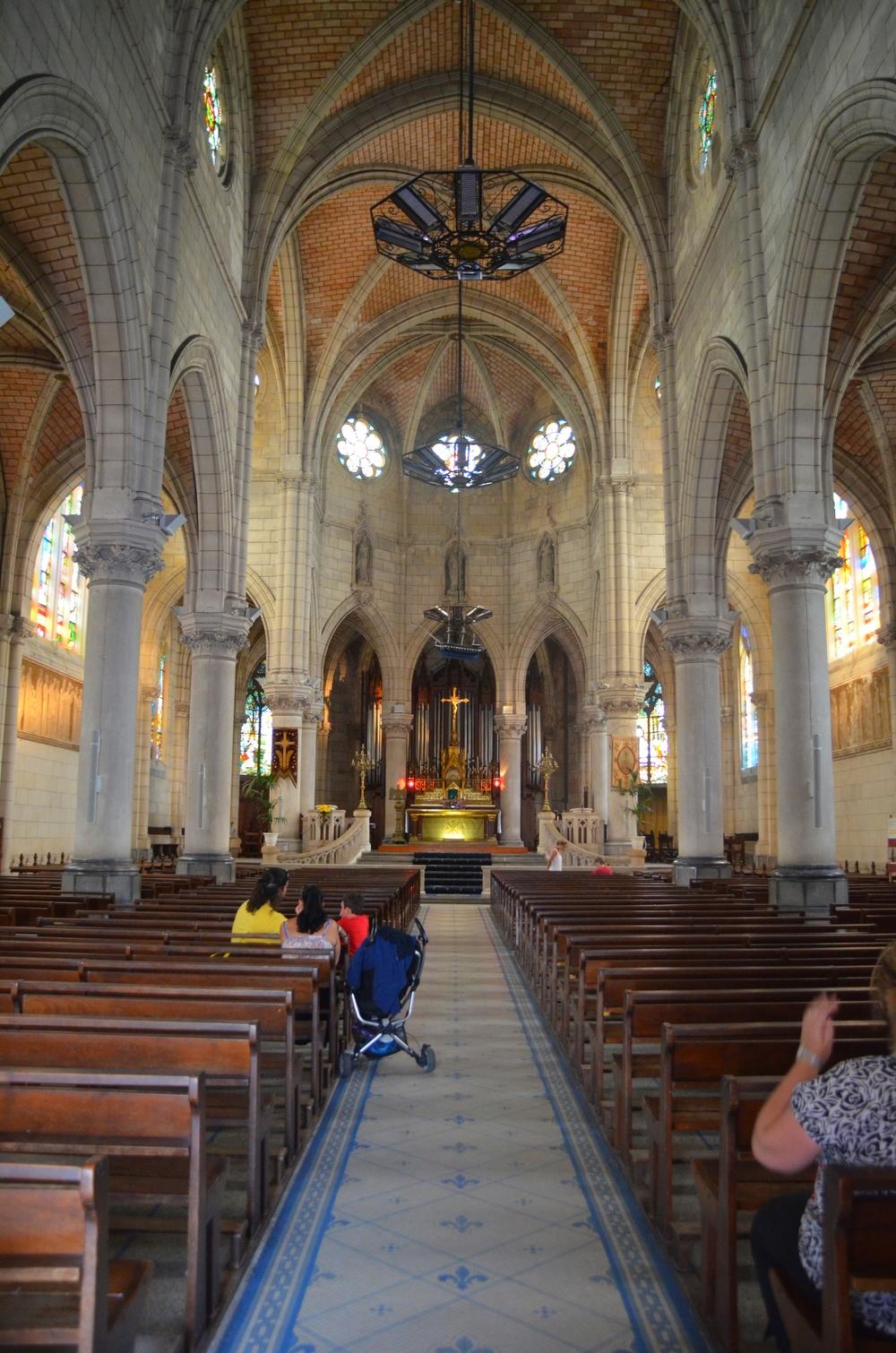 Igreja de Saint Eugénie