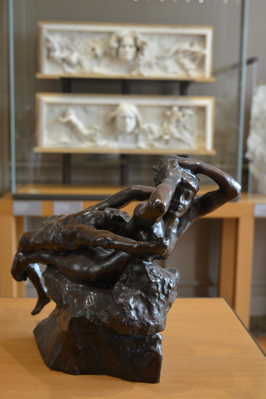Fugit Amor, minha escultura favorita