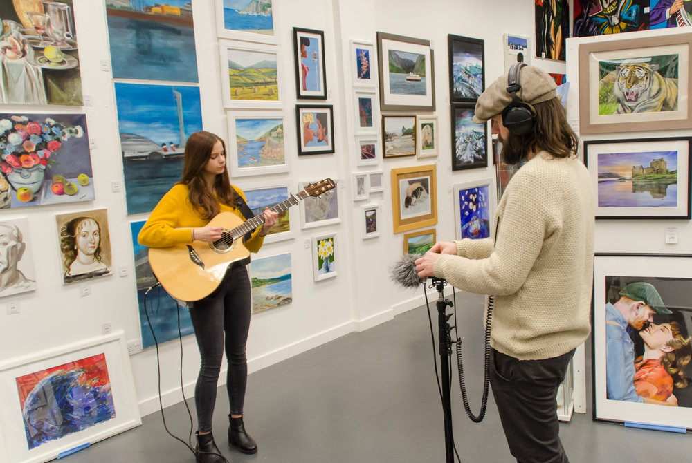 The Gallery Sessions 2018