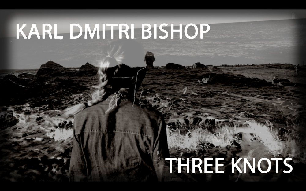 'Three Knots' a short film coming soon. Preview Friday with a special performance by Gaze Is Ghost at Shindigas part of the Romsey Art Festival, Cambridge.