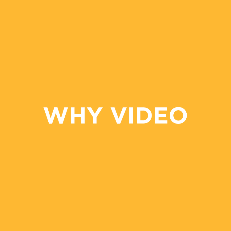 why use video in your business