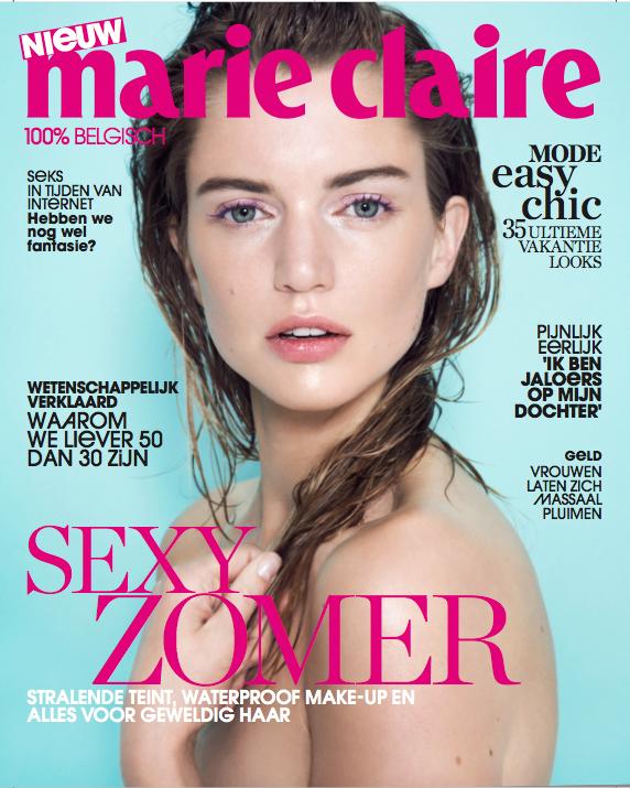 Jong en Belgisch (Marie-Claire)