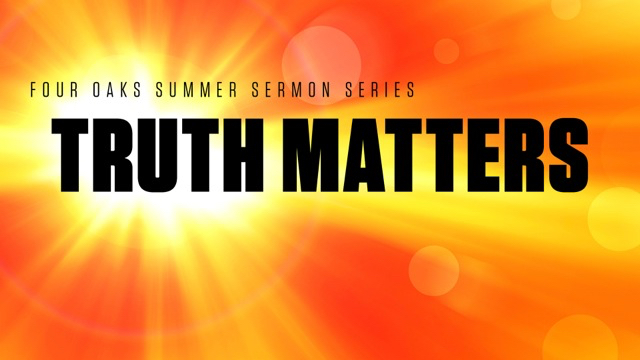 Listen as our pastors preach on our Statement of Faith.