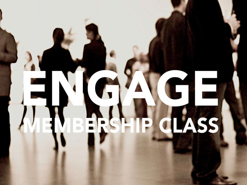 KILLEARN ENGAGE MEMBERSHIP CLASS ON 4/23