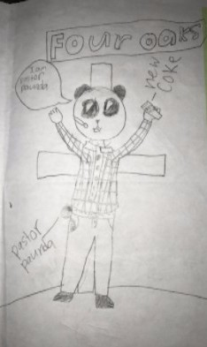 """""""I am Pastor Paunda"""" (with New Coke)"""