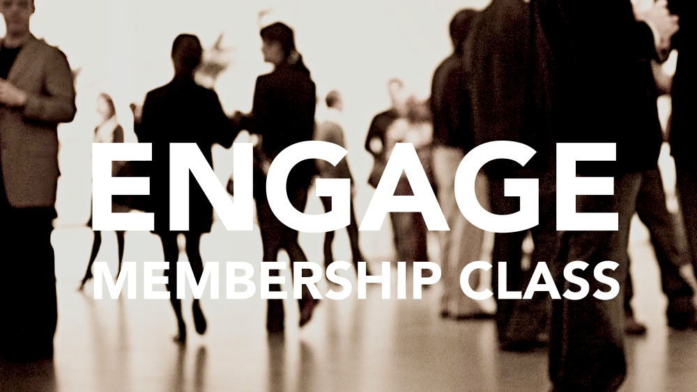 The next Killearn ENGAGE membership class will be on January 13 at 5:00pm. Dinner and childcare will be provided. For information, contact   Jo LeBlanc  .    Sign up for the January 13 Killearn ENGAGE class