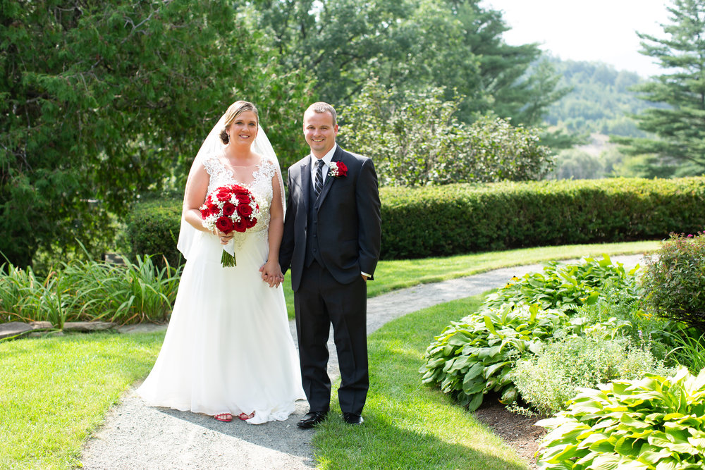 Tonya & David Holbrook  Castle Hill Resort & Spa - Vermont