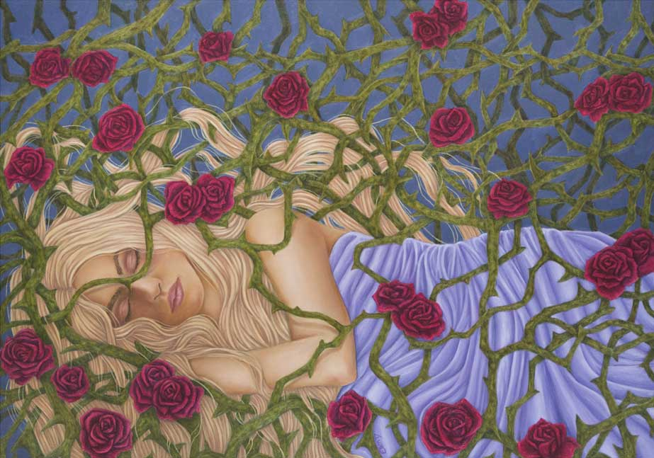 Sleeping Rose