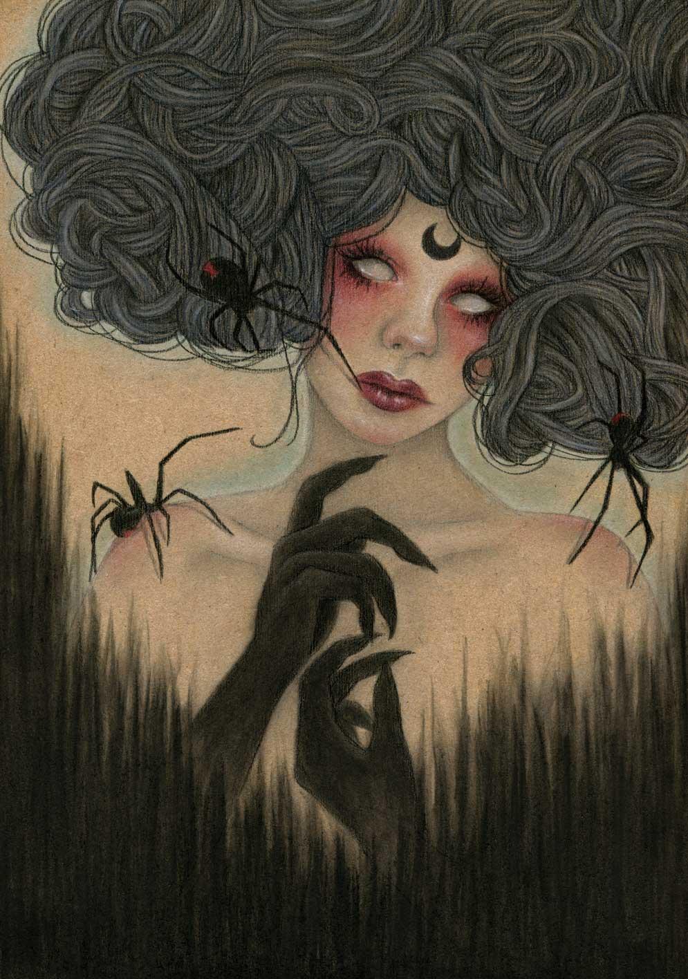 Spider Gothic