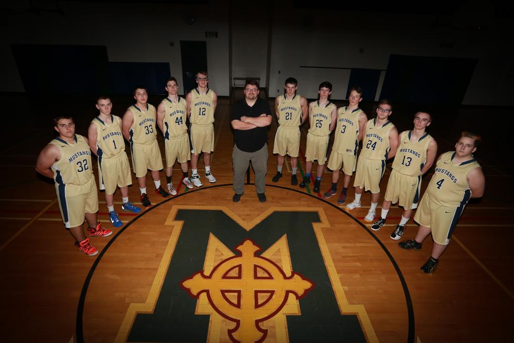 St. Mike's LGSSAA AA Sr Boys 14-15