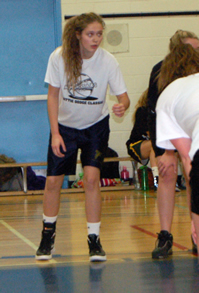 13-14: St. Mike's Eva Kuhar ready to rebound