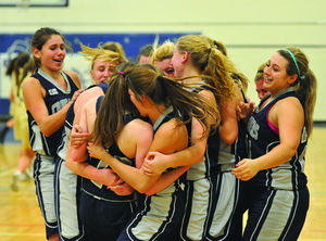 13-14: St. Mary LGSSAA Champs