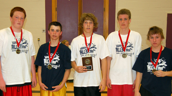 09-10: Jr Top 5 All-Stars
