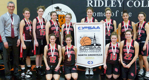 11-12: North Grenville at OFSAA