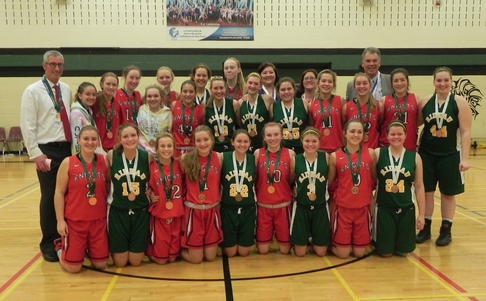 OFSAA A Basketball 2015