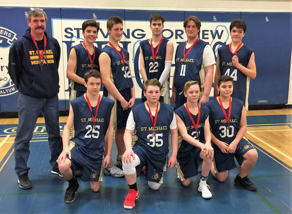 St Mike's: 17-18 LGSSAA A Jr Champs