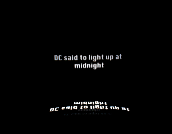 DC Lights Up!