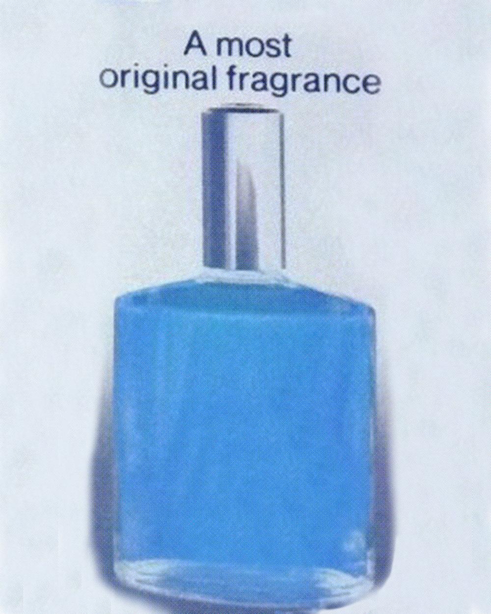 A Most Original Fragrance, 2016
