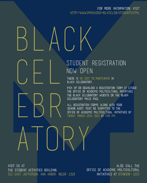 SCOR Weekly Newsletter — Students of Color of Rackham