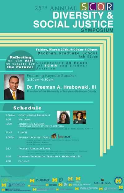 SCOR 25th Symposium