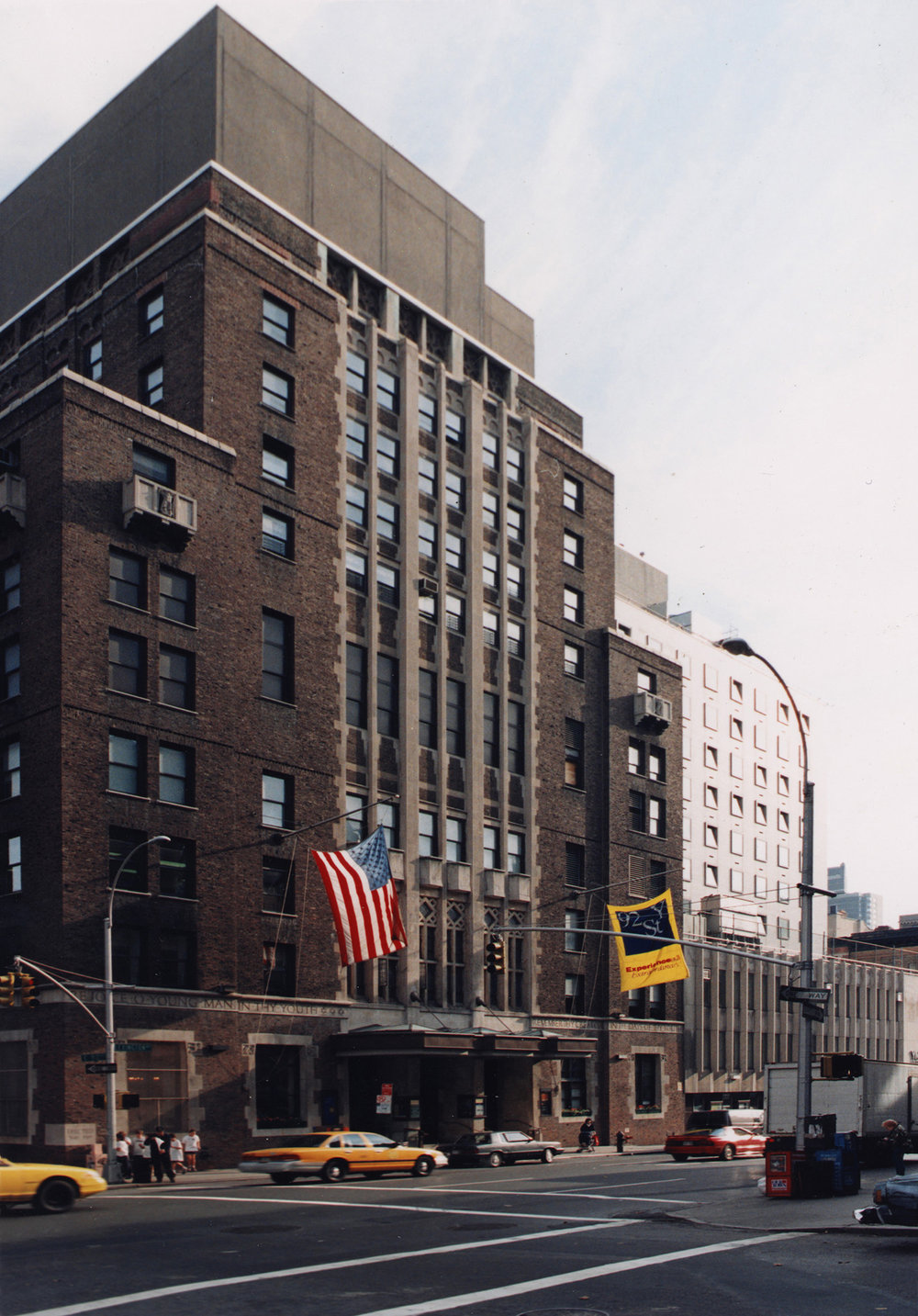 Exterior from Lexington Avenue