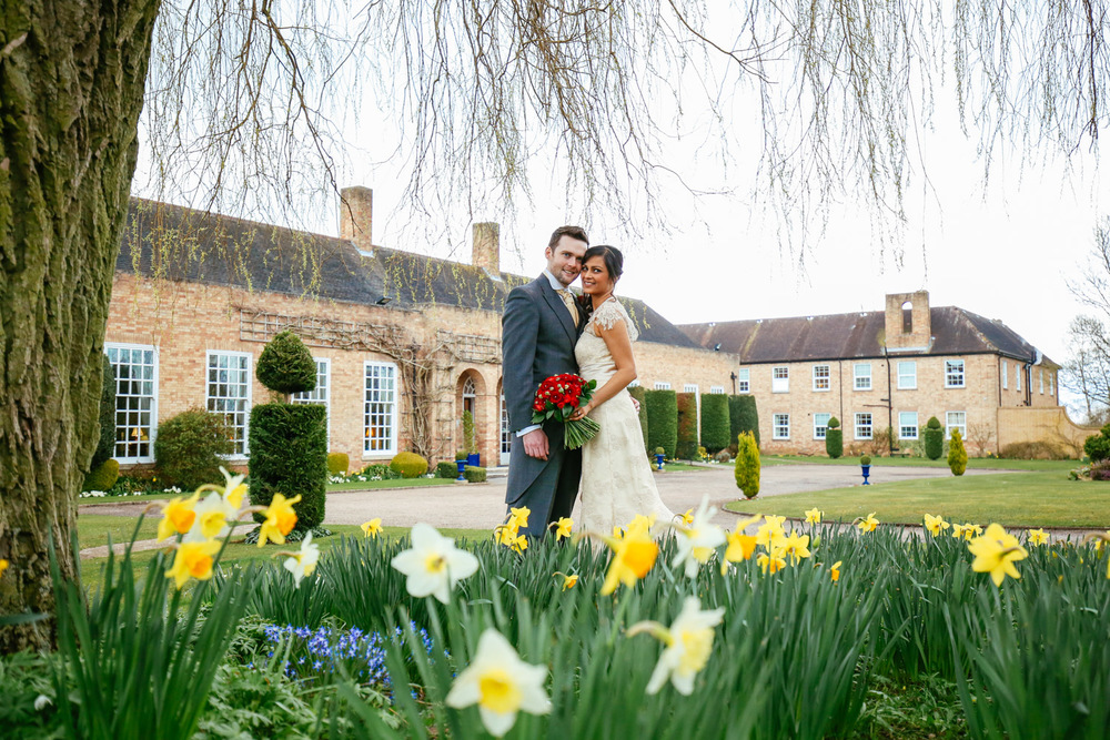 Hemswell Court Wedding
