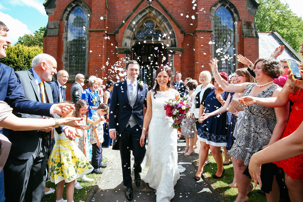 Knutsford Wedding