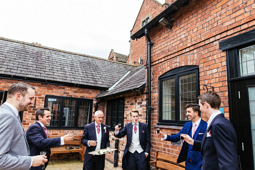 Colshaw Hall Wedding Photographer