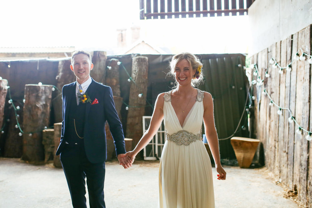 Owen House Wedding Barn - Cheshire