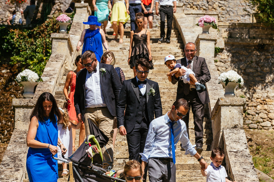 Chateau Lagorce - Destination Wedding