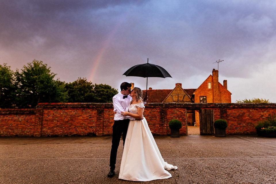 Bride & Groom Rainbow