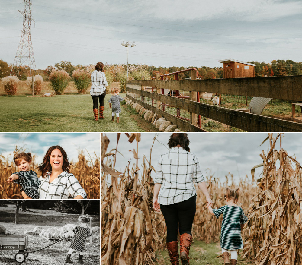 Fall Family Photos | Lauren Alexandra Photography