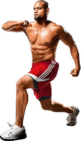 Shaun T. the creator of Insanity and Insanity Max 30 - One of the best ways to get in to shape.