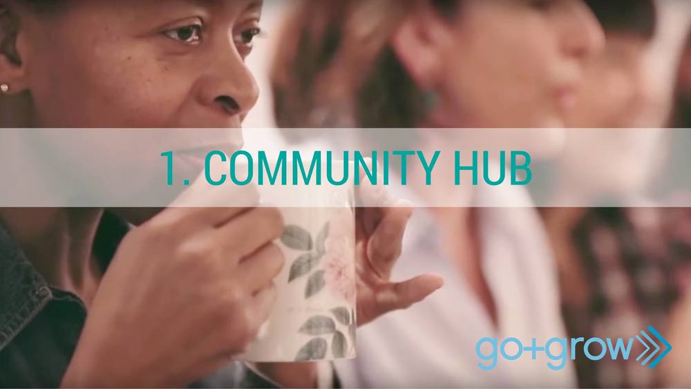 1. Community Hub