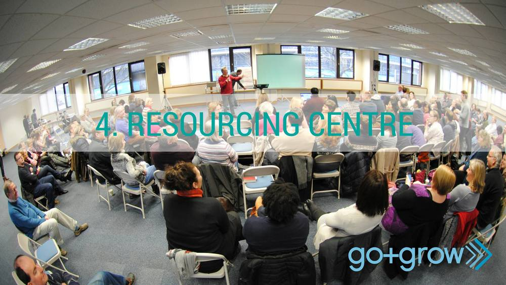 4. Resourcing centre