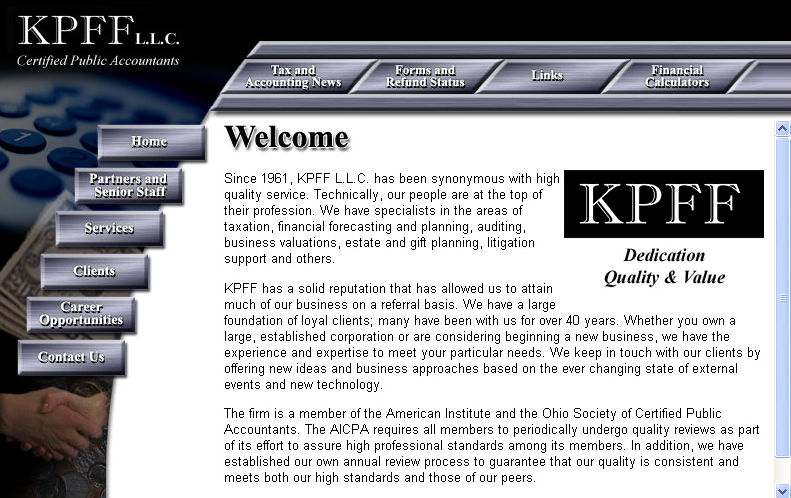 KPFF Website