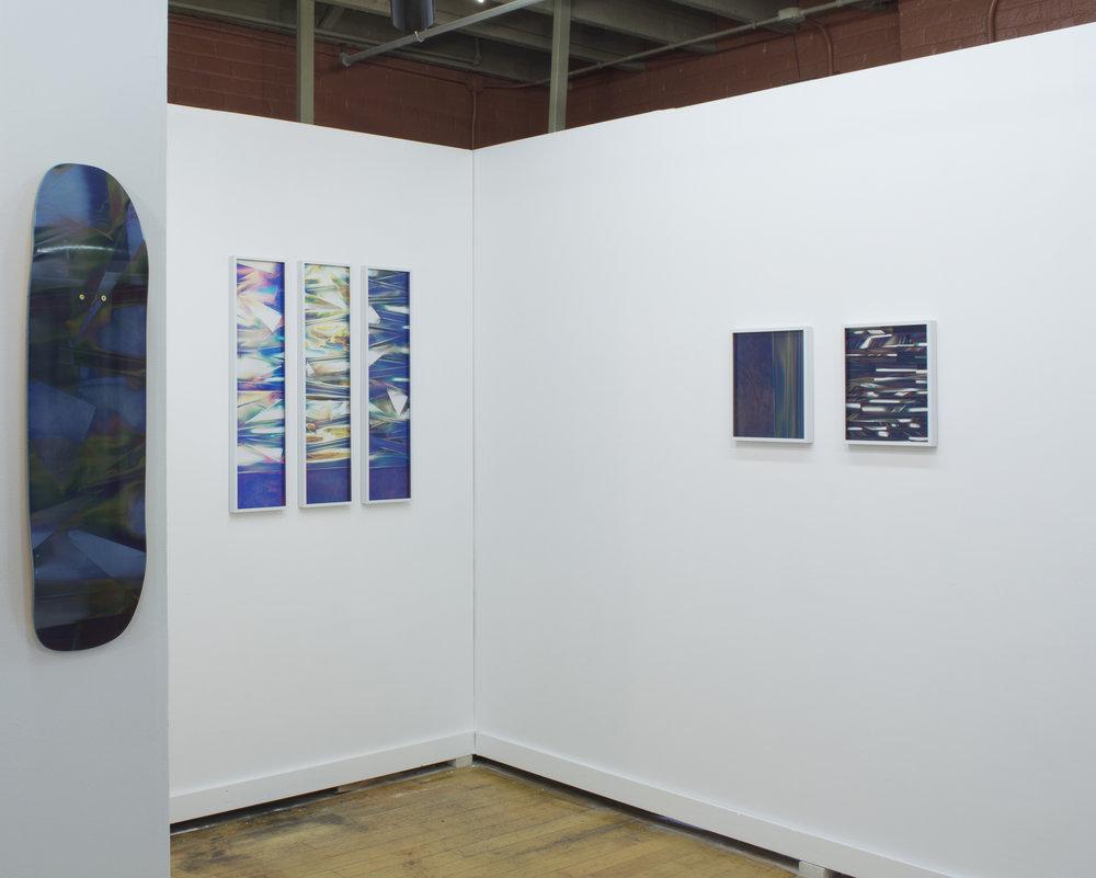 Remnants Installation - Forum Artspace Cleveland