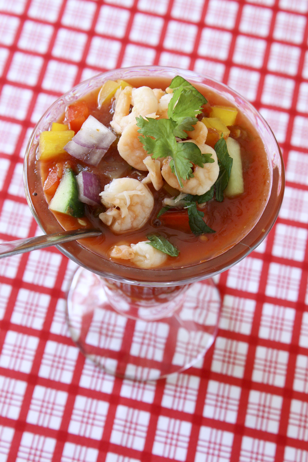 Luncheon Gazpacho