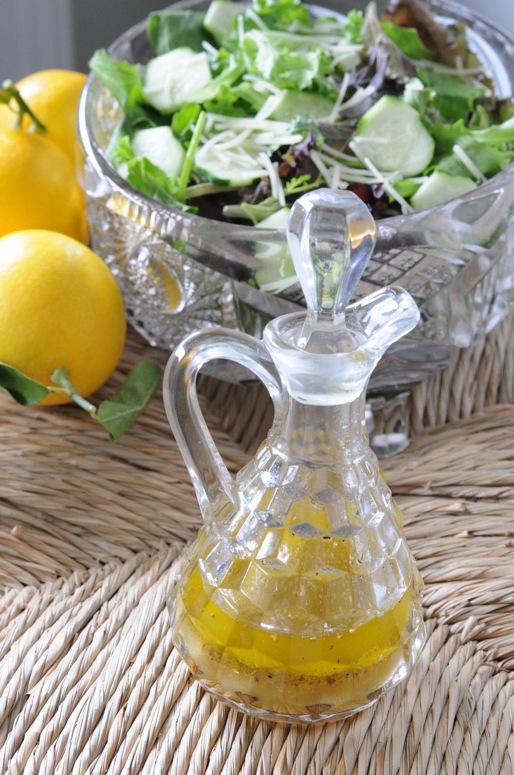 Lemon Infusions, Wiregrass Living Magazine, March/April 2017