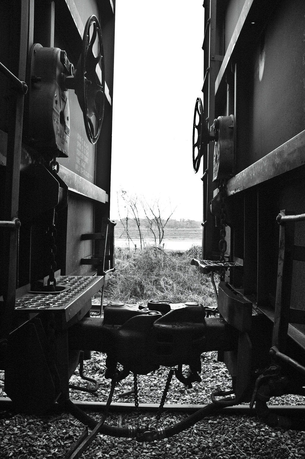 Train Cars Hitched
