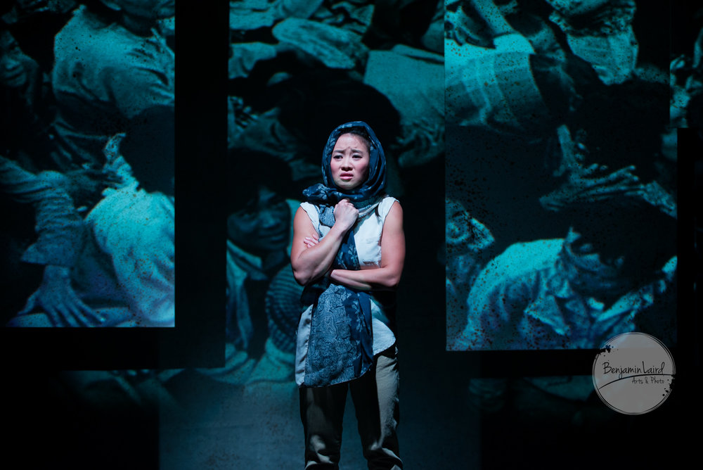 Selina Wong. Photo Credit: Benjamin Laird Arts & Photo