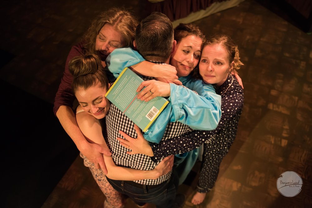 Arielle Rombough, Kira Bradley, Curt Mckinstry, Cheryl Hutton, Anna Cummer